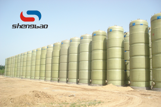 大型玻璃钢储罐主要应用的行业