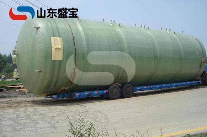 玻璃钢储罐容器制作时用到的原材料