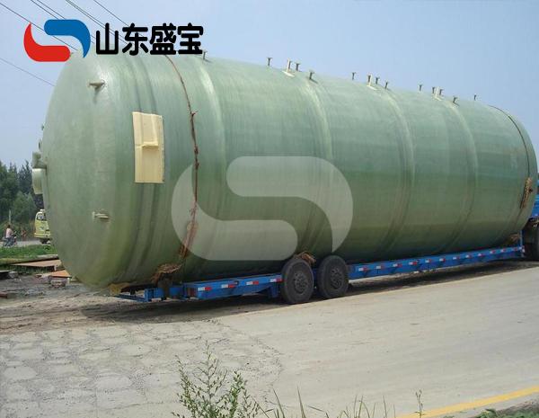 <b>玻璃钢储罐的分类与生产要求</b>